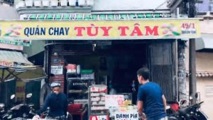 Quán Chay Tùy Tâm